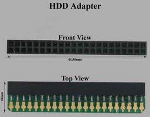 Seifelden 120GBハードドライブfor Apple PowerBook g415インチ( m9677ll / A ) ( m9969ll / A ) ( m8793ll / A ) ( m9110ll / A ) ( m9462ll / A ) ( m9689ll / A ) ( m9970ll / A ) (認定Refurbished )