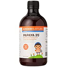 KinderNurture Bio Fermented Papaya 35 Fruit & Leaf, 500ml