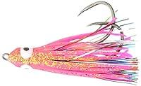 ヤマシタ(YAMASHITA) タコベー 平行針 1.5号 YPB 夜光ピンク・ブラックラメ