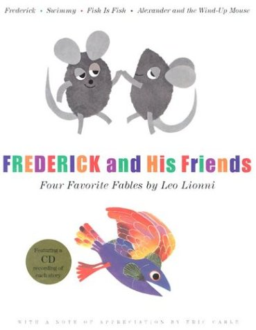 Frederick and His Friends: Four Favorite Fables (Treasured Gifts for the Holidays)の詳細を見る