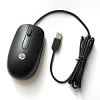 hp 3-Button 1000dpi Scroll Wheel USB Wired PC Computer Laser Mouse QY778AT [並行輸入品]