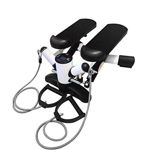 スポーツペダル ホームフィットネス 細いウエストのペダル 多機能フィットネス機器 ホームトレーナー、...