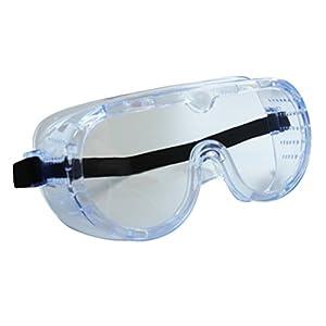 E-Value 眼鏡の上から掛けれる 安全ゴーグル EG-3
