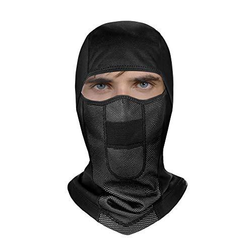 Beyeah バイクマスク フェイスマスク ネックウォーマー...