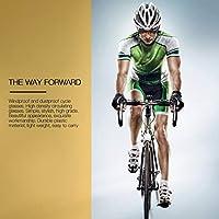 自転車サイクリングメガネ防風防塵メガネアウトドアスポーツゴーグル男性と女性のマウンテンバイクの保護ゴーグル