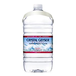 大塚食品 Geyser(クリスタルガイザー) 3.78L(1ガロン)×6本 [正規輸入品]