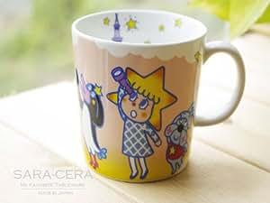 ソラカラちゃんマグカップ ミアゲル 東京スカイツリー 【専用箱入り】