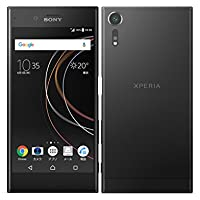 softbank SONY Xperia XZs 602SO Black ブラック 白ロム