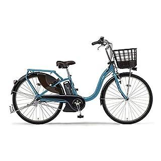 ヤマハ パス YAMAHA 電動 自転車 PAS With 26 アクアシアン PA26W