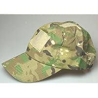 【ニードネットワーク】タクティカル キャップ CAP マルチカモ ミリタリー サバイバルゲーム 装備 衣装 帽子