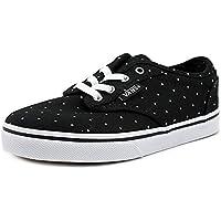 Vans Atwood Low Slip-O Youth US 1 Black Sneakers