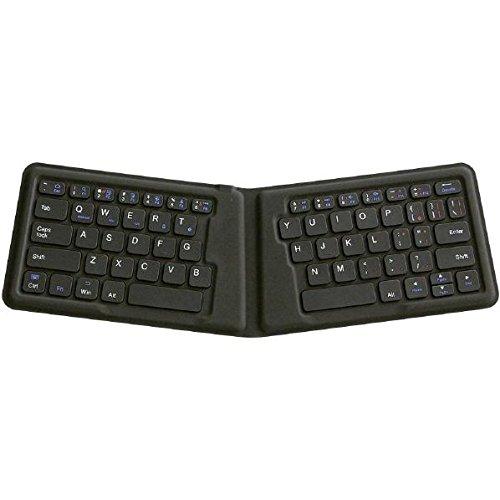 オウルテック Bluetoothキーボード ブラック OWL-BTKB6402-BK