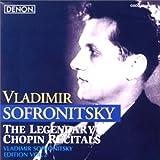 ウラジーミル ソフロニツキー エディション VOL.2 伝説のショパン没後100年記念リサイタル