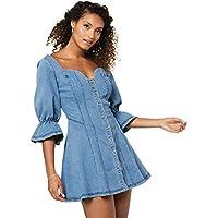 Finders Keepers Women's Deja VU Mini Dress