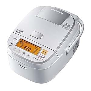 パナソニック 5.5合 炊飯器 圧力IH式 おどり炊き ホワイト SR-PB104-W
