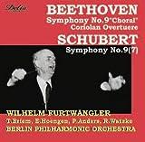 ベートーヴェン:交響曲第9番《合唱》/序曲《コリオラン》/シューベルト:交響曲第9番《ザ・グレート》[第2世代復刻]