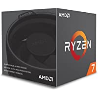 AMD CPU Ryzen 7 2700 with Wraith Spire (LED) cooler YD2700BBAFBOX