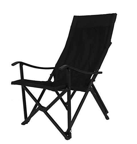 ADIRONDACK(アディロンダック) リラックス キャンパーズチェア ブラック 89009016003000