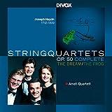 Complete Stringquartets op. 50