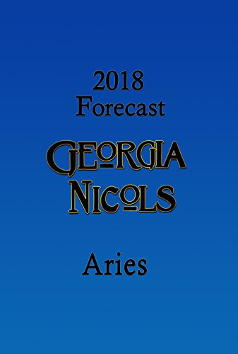 amazon co jp georgia nicols 2018 aries annual forecast 2018 annual