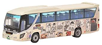 トミーテック ジオコレ バスコレクション ミヤコーバス 孤独のグルメ号 ジオラマ用品