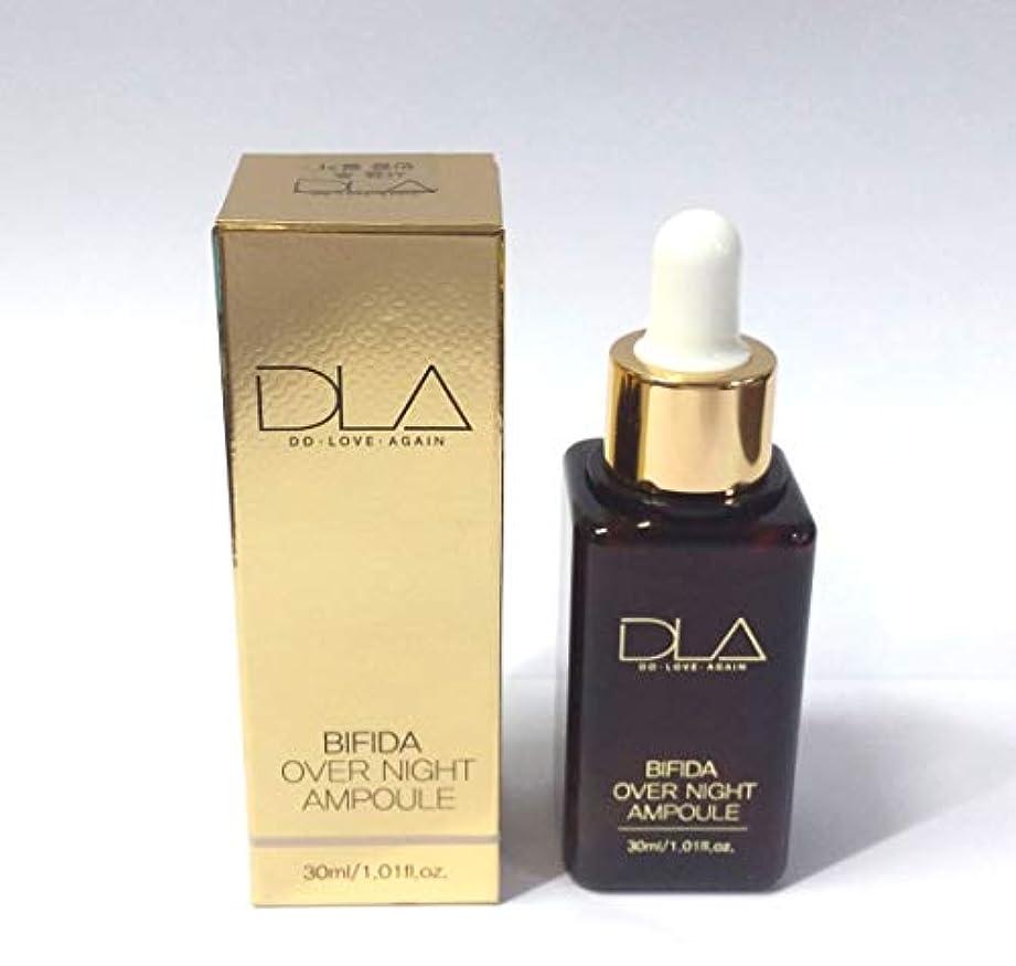 配送不名誉なマウスピース[DLA] ビフィダオーバーナイトアンプル30ml / Bifida Over Night Ampoule 30ml / ホワイトニング、スムース、弾力/韓国化粧品 / Whitening, smoother, elasticity...