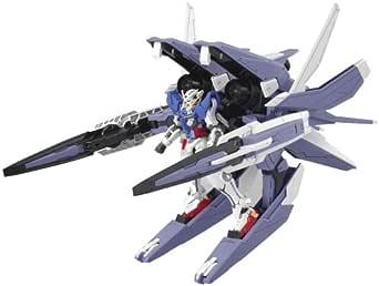 HG 1/144 GNアームズTYPE-E + ガンダムエクシア (トランザムモード) (機動戦士ガンダム00)