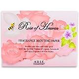 KOSE Rose of Heaven(ローズオブヘブン) フレグランス ブロッティングペーパー (あぶらとり紙) 70枚入