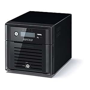 BUFFALO テラステーション 管理者・RAID機能搭載 2ドライブNAS 2TB TS3200DN0202