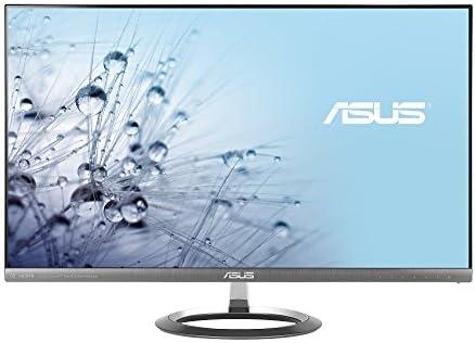 ASUSスリムベゼル AH-IPSパネル『MXシリーズ』27型WQHDディスプレイ ( 広視野角178° / sRGBカバー率100% / HDMI×2,D-sub×1 / 3年保証 ) MX27AQ
