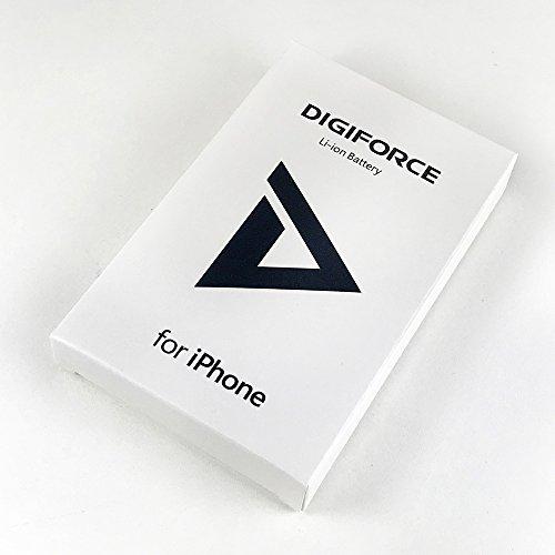 DIGIFORCE iPhone交換用PSEバッテリー 工具付 iPhone 6用