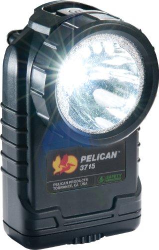 PELICAN 3715 LEDフラッシュ黒