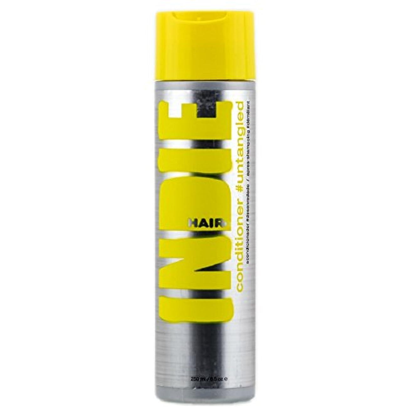 測定可能ノイズモールIndie Hair 2342コンディショナーUntangled、8.5液量オンス 8.5オンス