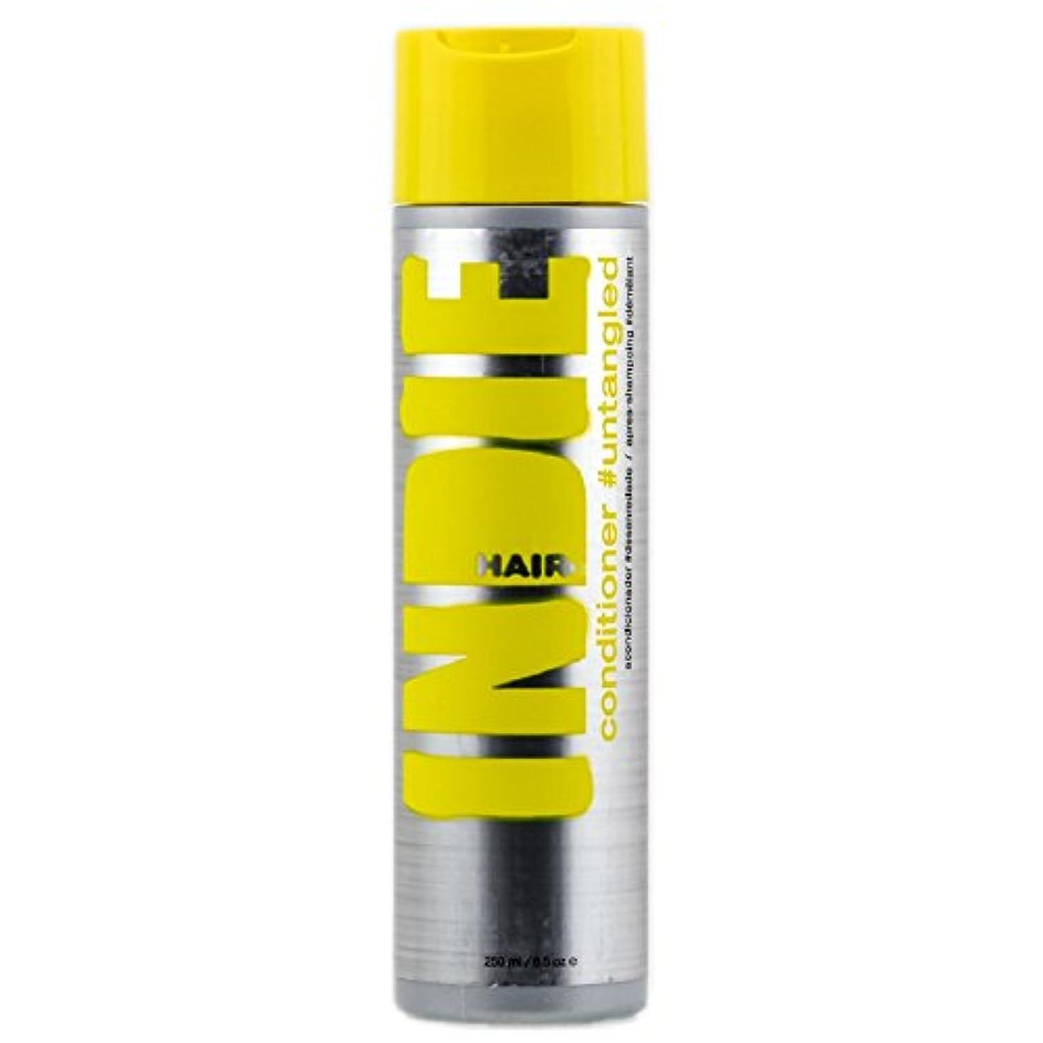 修正する篭サイトIndie Hair 2342コンディショナーUntangled、8.5液量オンス 8.5オンス