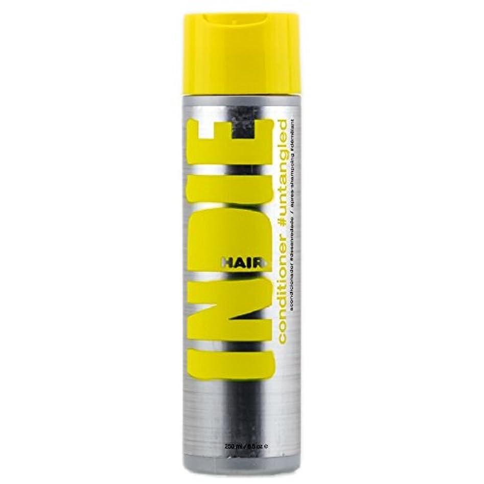プレビスサイト口径サイズIndie Hair 2342コンディショナーUntangled、8.5液量オンス 8.5オンス