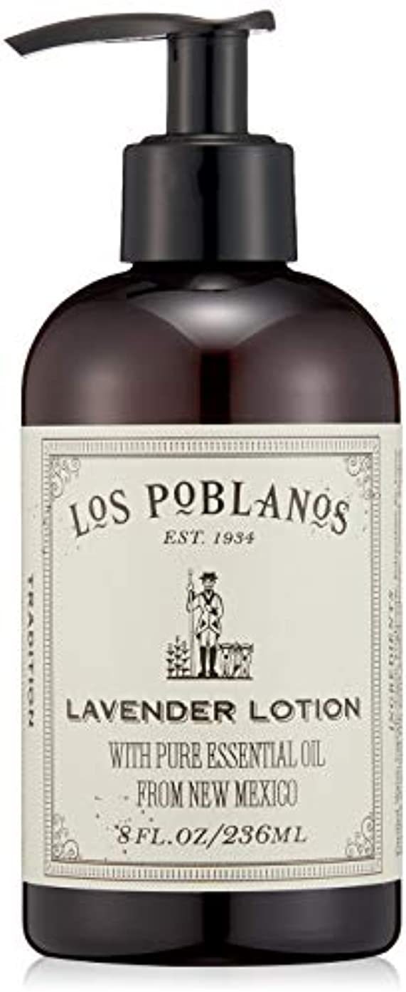 わざわざ交通渋滞超音速LOS POBLANOS(ロス ポブラノス) ハンド&ボディローション 236mL