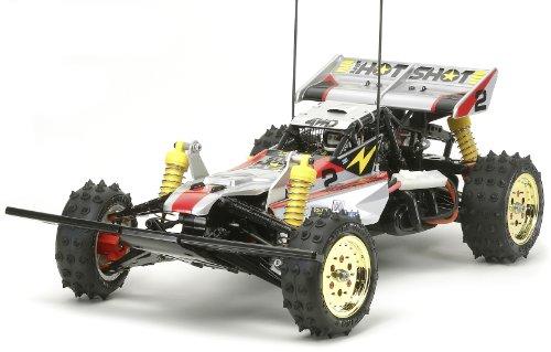 タミヤ 1/10 電動RCカーシリーズ No.517 RCC スーパーホットショット (2012) 58517