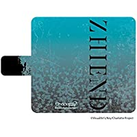 Charlotte 02 ZHIEND 手帳型スマホケース iPhone6/6s/7/8兼用