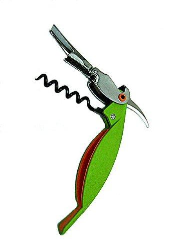 アラン・パーソンズ・プロジェクトコレクション™ Parrot形状Corkscrew Wine Opener Tapp Collections