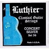 Luthier CONCERT SILVER BLUE クラシックギター弦