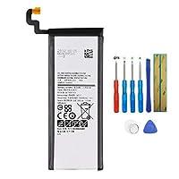 Swark バッテリー Samsung Galaxy Note 5 N920V N920A EB-BN920ABE EB-BN920ABA に対応 バッテリー 電池 リチウムポリマー Include Complete Repair Tool Kits