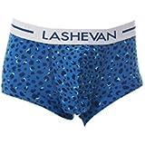 Amazon | LASHEVAN(ラシュバン) DRAWERS LEOPARD | ボクサー 通販