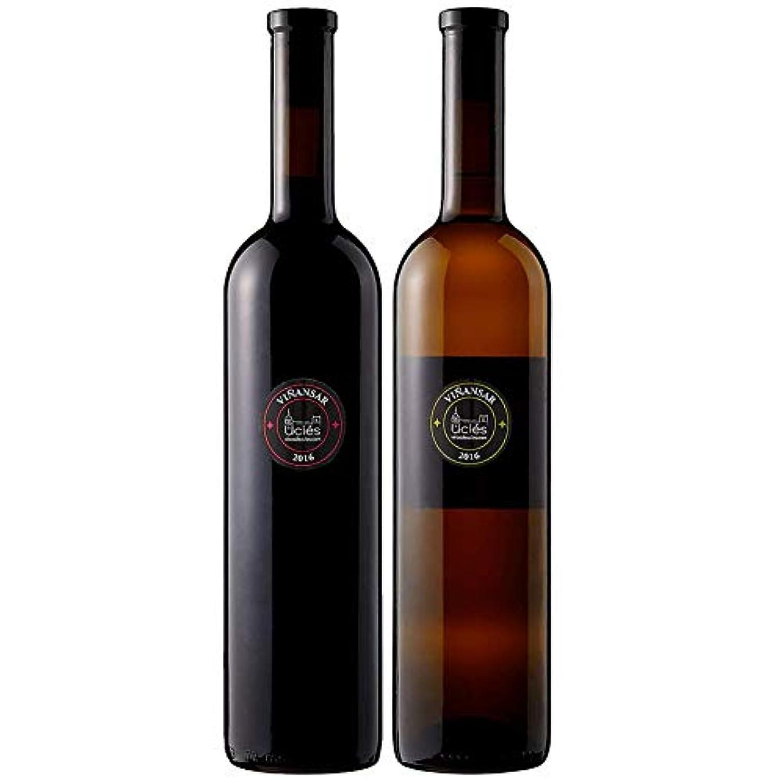 すなわちを除く湖アマゾンオリジナル コスパ抜群スペイン産デイリーワイン 赤?白2本セット (赤750ml×1、白750ml×1) [スペイン/Amazon.co.jp限定/Winery Direct]