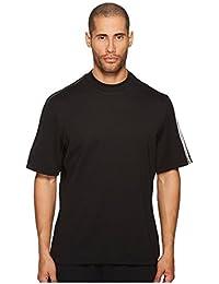 (アディダス) adidas メンズタンクトップ・Tシャツ 3-Stripes Short Sleeve Tee
