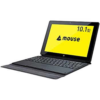 mouse 2in1 タブレット ノートパソコン MT-WN1003 Windows10/Office Mobile&365/10.1型/64GB