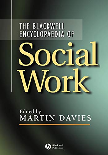 Download The Blackwell Encyclopedia of Social Work 0631214518