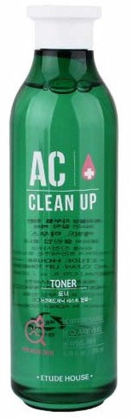 組み合わせ団結該当するエチュードハウス(ETUDE HOUSE) ACクリーンアップトナー 化粧水 AC CLEAN UP TONER 200ml [並行輸入品]