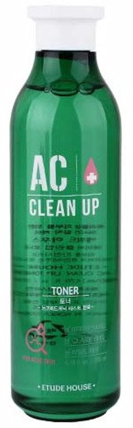 調停する入浴帳面エチュードハウス(ETUDE HOUSE) ACクリーンアップトナー 化粧水 AC CLEAN UP TONER 200ml [並行輸入品]