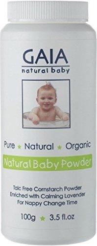 【GAIA】Baby Cornstarch Powder ベビー コーンスターチパウダー 100g