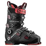 サロモン(SALOMON) スキーブーツ SELECT HV 100(セレクト HV 100) メンズ L41499600 28/28.5 BLACK/Belluga/Goji Berry